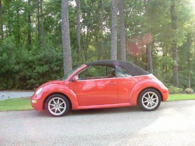 2003 Volkswagen Beetle GLS