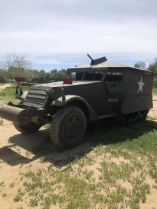 1942 White WW2 M2