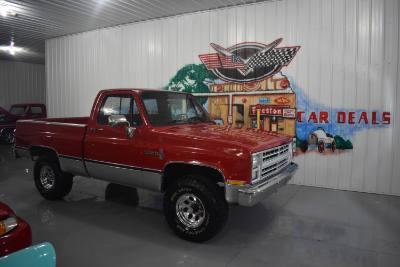 1985 Chevrolet K10 Pickup