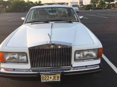 1995 Rolls Royce Sliver Spur III