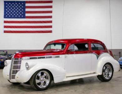 1937 Pontiac Hot Rod