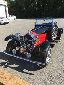 1932 Bugatti Type 59 Roadster