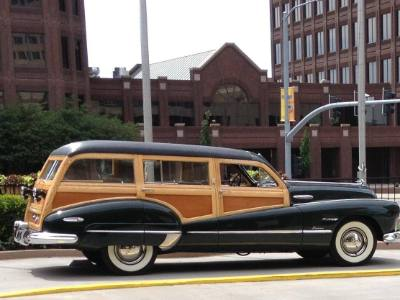 1948 Buick Estate Woodie Wagon
