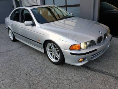 2000 BMW E39 540ia Dinan S3 Supercharged