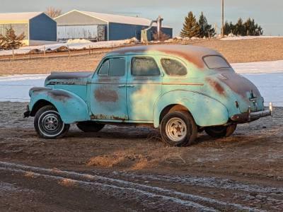 1941 Chevrolet Specail Deluxe