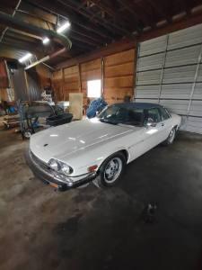 1988 Jaguar XJSC HE