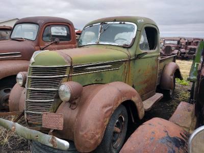1939 International Pickup