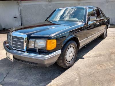 1990 Mercedes Benz 560 SEL
