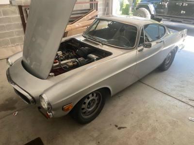 1971 Volvo P1800S