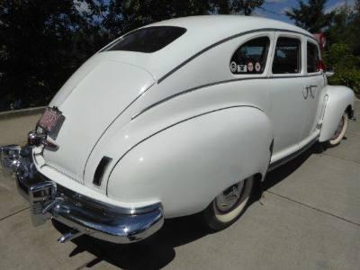 1947 Nash 600 S