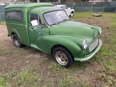 1961 Morris Minor Van