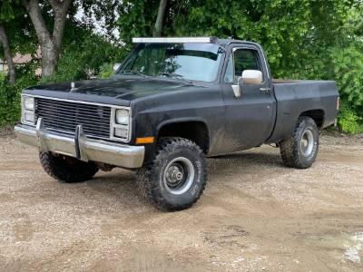 1985 Chevrolet Sierra K10