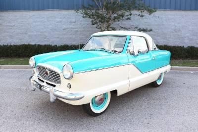 1960 Nash Metropolitan Series IV