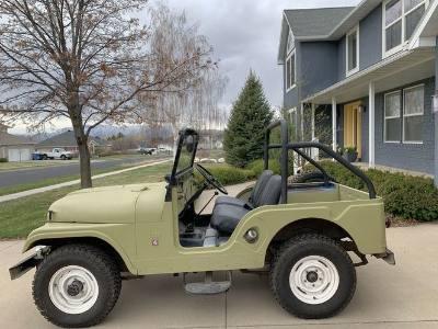 1968 Kaiser Jeep