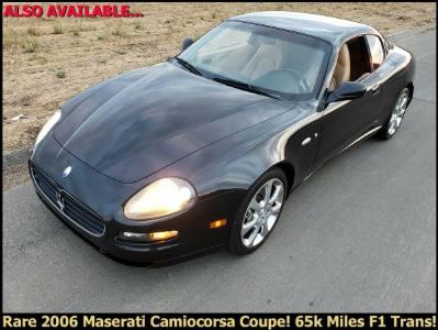 2006 Maserati Cambiocorsa