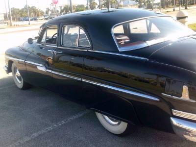 1951 Lincoln Sedan