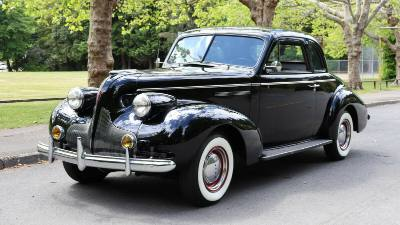 1939 Buick Special 46S