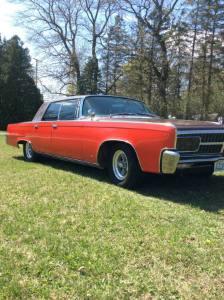1965 Chrysler Imperial Crown