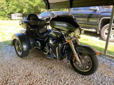 2015 Harley Davidson Trike