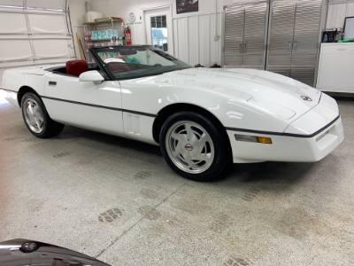 1989 Chevrolet Corvette