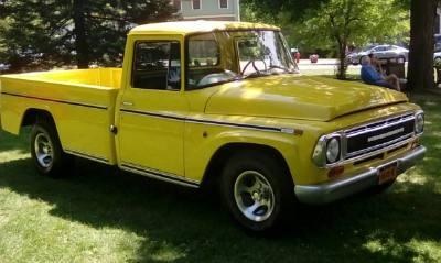 1968 International Harvester 1100C