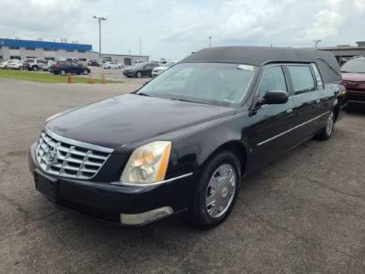 2008 Cadillac DTS PRO Hearse