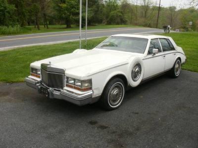 1981 Cadillac SeVille Grand Opera