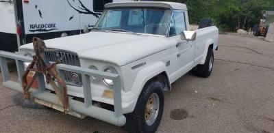 1967 Jeep Gladiator J3000