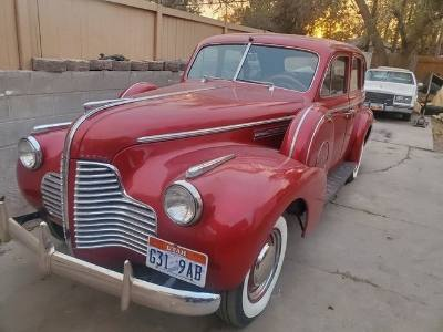 1940 Buick Special Deluxe