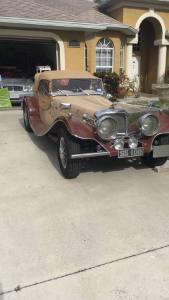 1970 Jaguar SS100