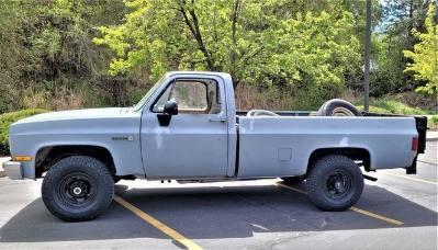 1986 GMC 2500