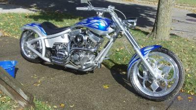 2004 Harley Davidson Bourget Brothers