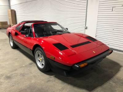 1985 Ferrari 308 GTS Si