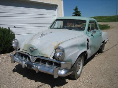 1952 Studebaker Starlight
