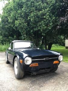 1970 Triumph TR7