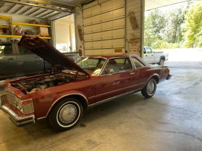 1978 Chrysler LaBaron