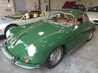 1965 Porsche 356SC 1600