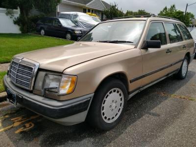 1988 Mercedes Benz 300TE