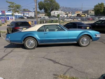 1969 Oldsmobile Toronado Limited Edition
