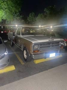 1987 Dodge W Series