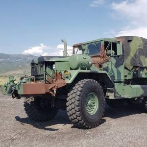 1972 AM General M813