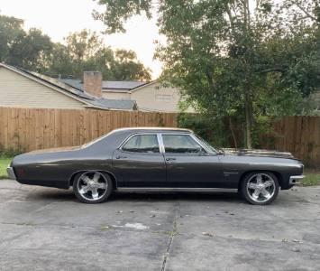 1970 Pontiac Executive