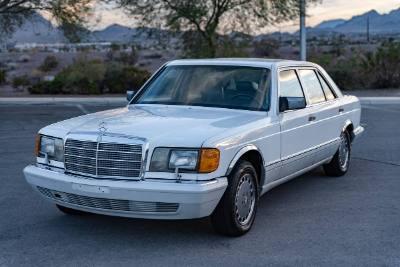 1989 Mercedes Benz 560SEL