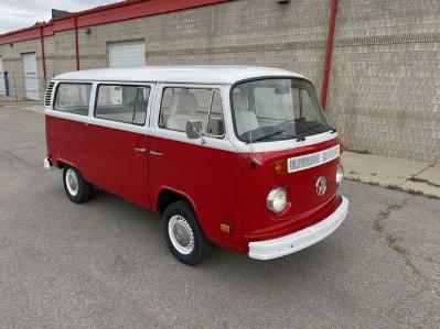 1973 Volkswagen Transporter
