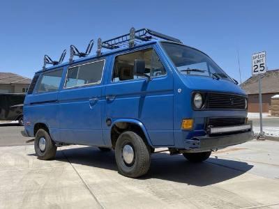 1984 Volkswagen Vanagon GL