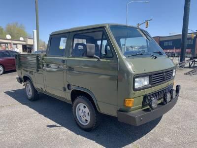 1985 Volkswagen Vanagon Pickup