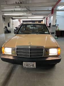 1985 Mercedes Benz 190E