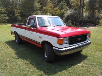 1987 Ford F150 XL