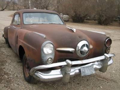 1950 Studebaker Starlight