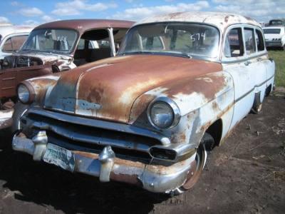 1954 Chevrolet 210 Wagon